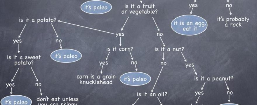 I Don't Always Eat Paleo, but When I do, I use Infographics