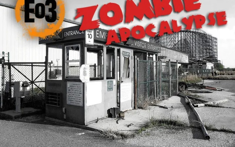 Are You Fit Enough to Survive a Zombie Apocalypse??