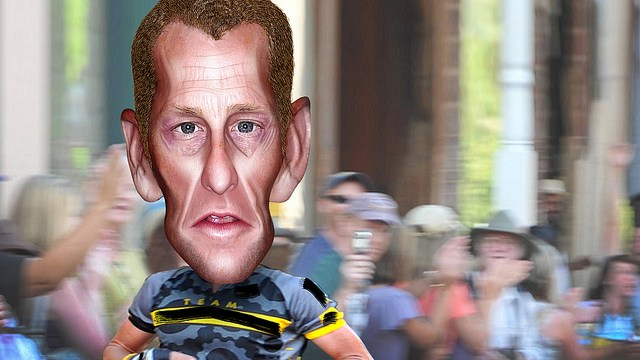6 Lessons Learned from Lance Armstrong