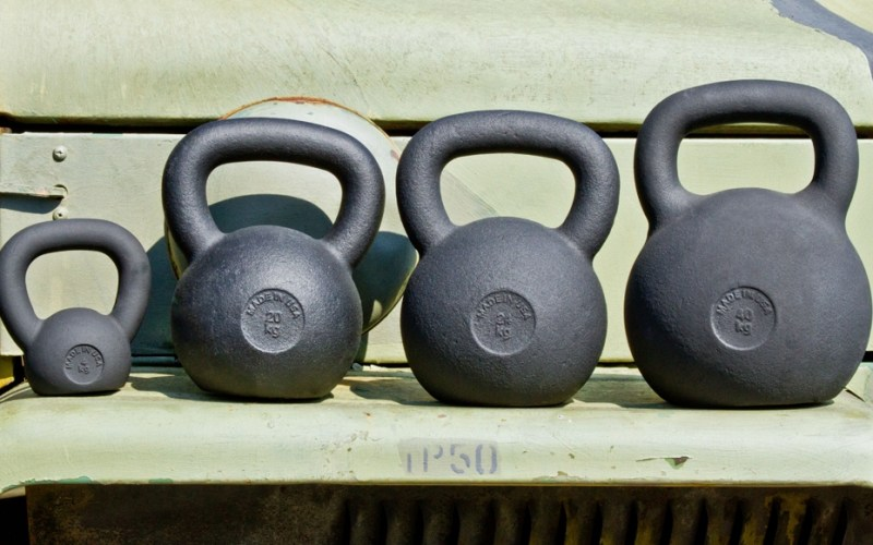 Everything You Need to Know About Kettlebells & Kettlebell Training