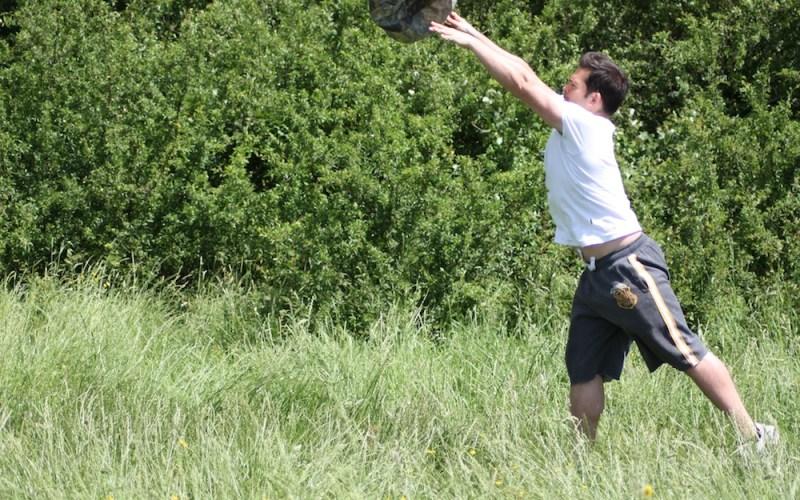 Never Conform: Sandbag Training Fundamentals