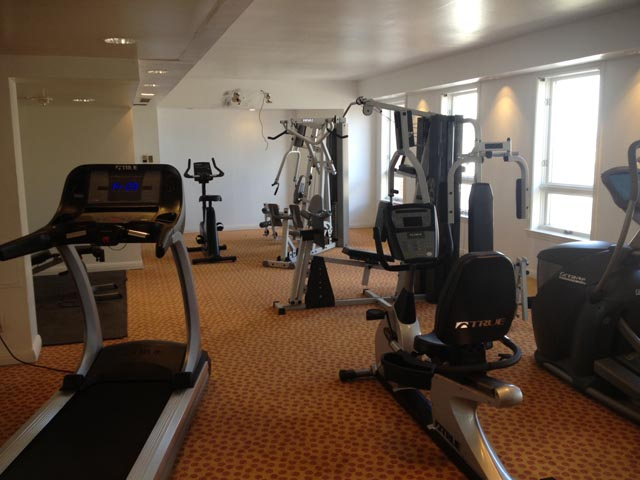 man vs hotel gym the ultimate travel workouts