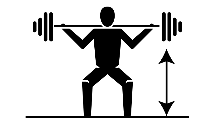 squat every day, squat everyday