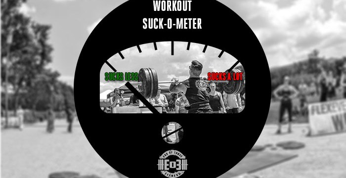 How to Make Working Out Suck Less
