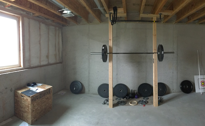 Rich froning garage gym pics download