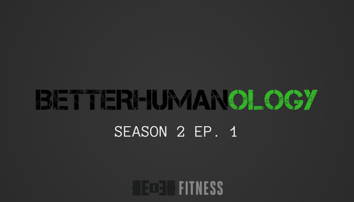 Season 2 Ep. 1: A New Season, The Wim Hof Method, Reading 4 Books a Week, and Following your Passion