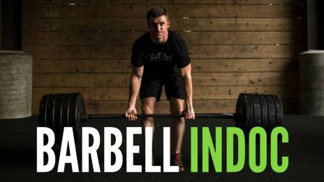 barbell, crossfit, end of three fitness, garage gym, training