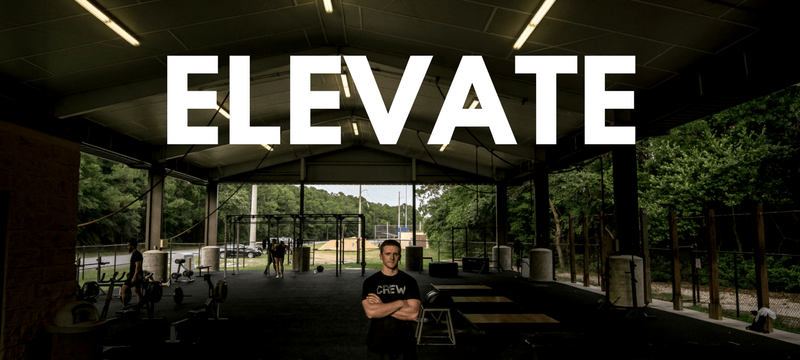 3,500 of 10,000 Better Humans Built, Season 3, and ELEVATE at Garage Gym Athlete