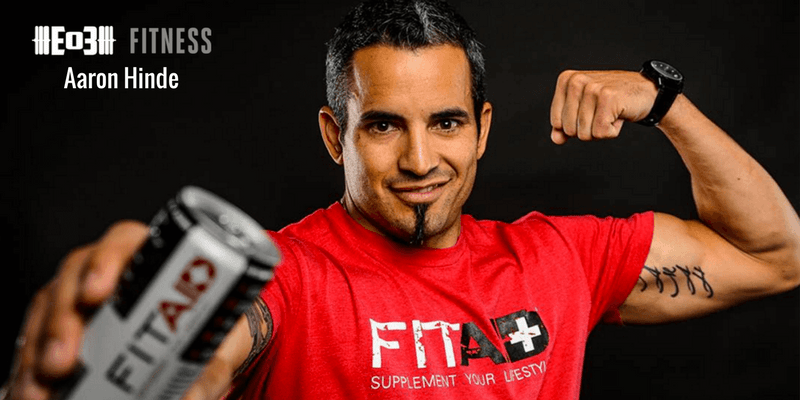 end of three fitness, aaron hinde, fitaid, betterhumanology, podcast