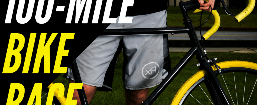 Mental Benchmarking: Prepping for a 100-Mile Bike Race