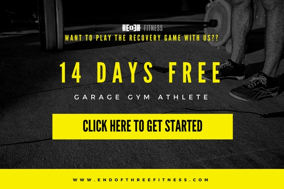 The recovery game: how to build athletes into better athletes