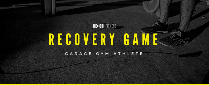 The Recovery Game: How to Build Athletes into Better Athletes (and humans)