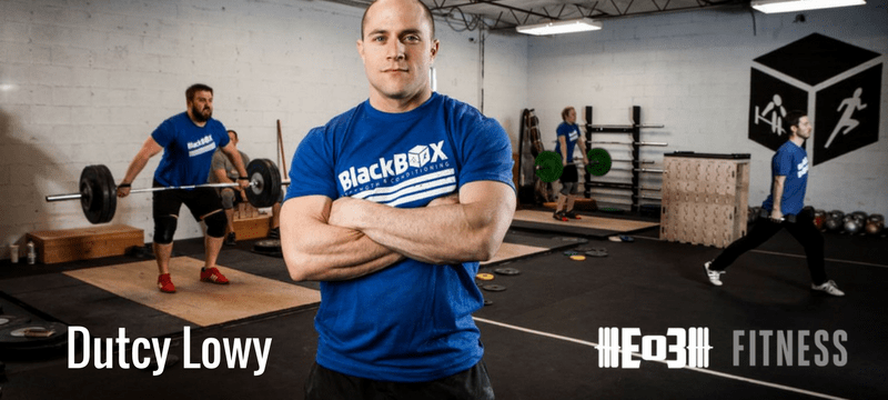 Dutch Lowy from Black Box Strength and Conditioning on Olympic Weightlifting and Building Better Coaches