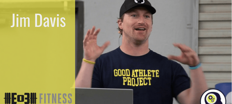 The Good Athlete Project with Jim Davis