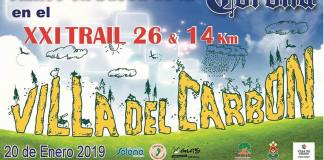 TRAIL VILLA DEL CARBÓN