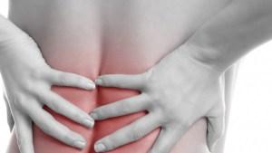 Operación hernia discal