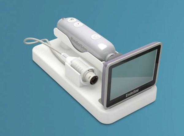 Endosee Inoffice Hysteroscopy Docked