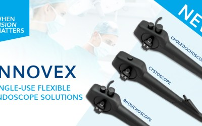 NEW INNOVEX Single-Use Flexible Endoscope Solutions