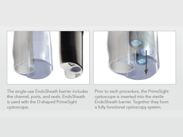 PrimeSight EndoSheath Sterile Cystoscopy