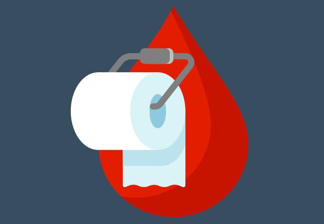 Τι να κάνετε αν έχετε αιμορραγία από το έντερο (+/- πόνος);