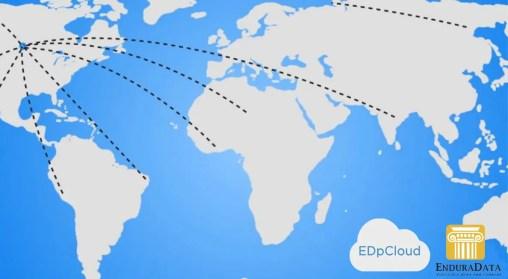 enduradata edpcloud large scale data movement