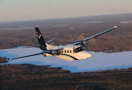 NOAA Jet prop