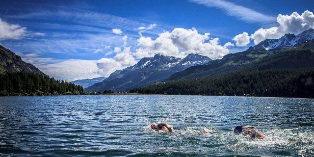 Engadin Swimrun in Switzerland - Photo - Nadja Odenhage