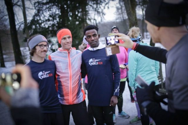 Virtual expansion with new Wings for Life World Run go-anywhere Selfie Run