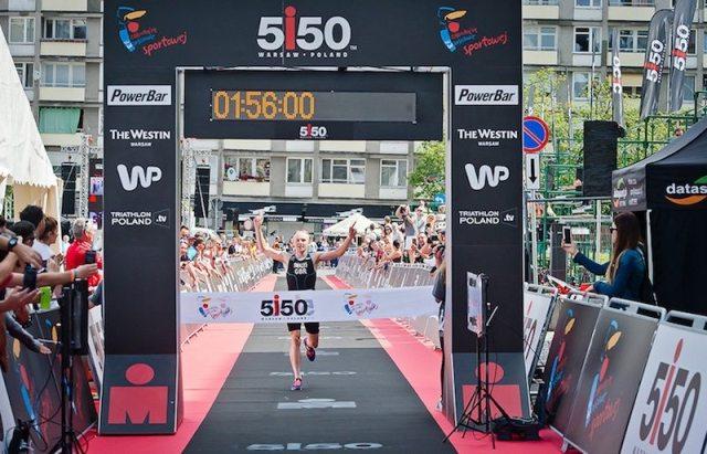 5150 Warsaw Triathlon - Photo - Wszystkie prawa zastrzeżone sportografia.pl for sportevolution.pl