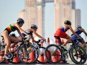 ITU World Triathlon Abu Dhabi - Photo Credit - Janos Schmidt - International Triathlon Union