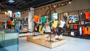 e7a4ca9e7a ASICS has 'Sound Mind, Sound Body' philosophy in new Oxford Street store  design