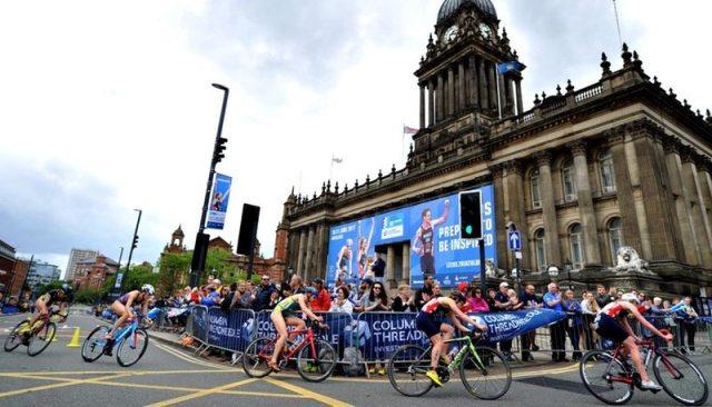 ITU World Triathlon Leeds - photo ITU