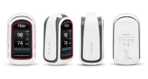 Masimo MightySat pulse oximeter - multi-view