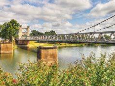 Waco bridge - photo credit IRONMAN-WTC