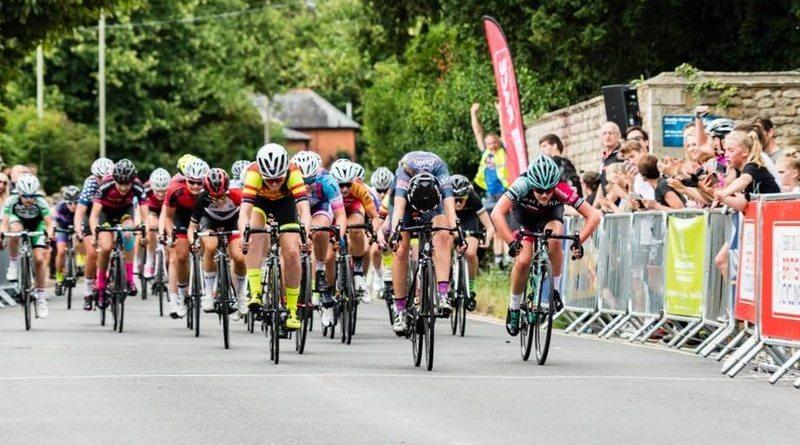 British Cycling National Junior Womens Road Championships - photo British Cycling