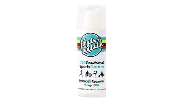 Floyds of Leadville CBD topical cream