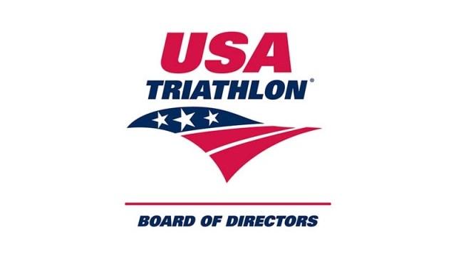 USA Triathlon Board of Directors logo