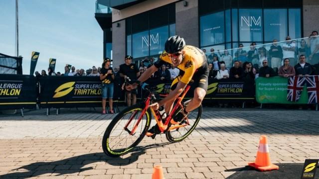 Super League Triathlon Jersey - rider