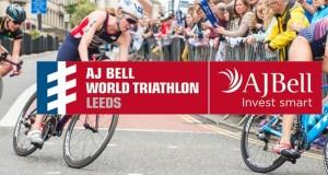 British Triathlon rings new multi-year title partnership at AJ Bell World Triathlon Leeds