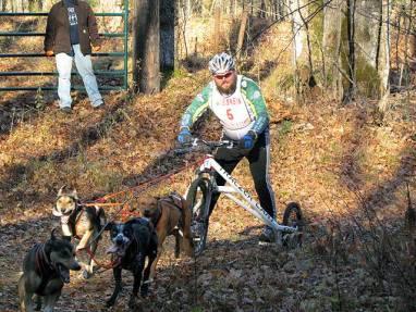 Dirty Dog Dryland Derby 2014 - Photo by Robert Brown