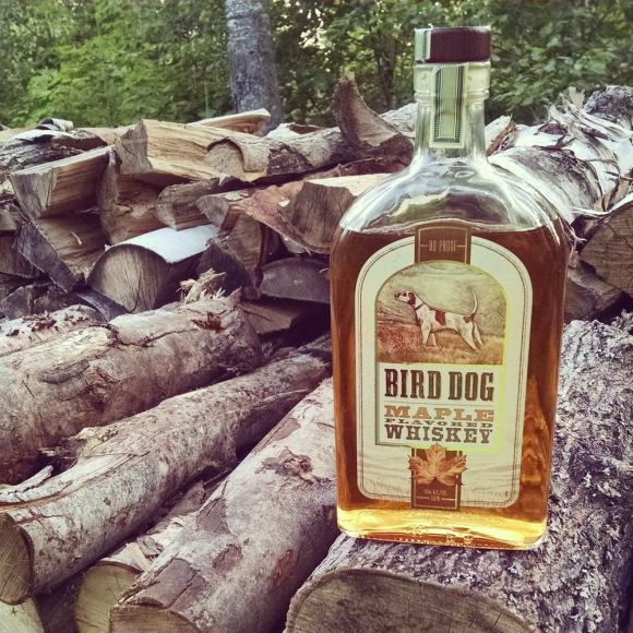 bird dog whiskey maple flavored