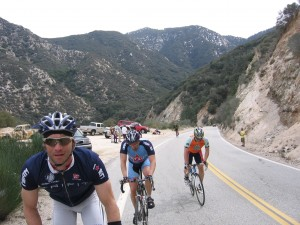 Tour of CA Climbing