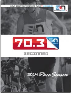 70.3® Beginner Cover Sheet