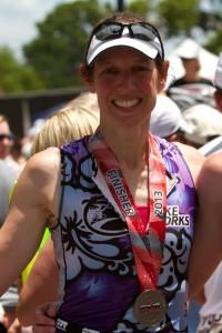Liz Jackson - Lake Placid 2013 - Team Endurance Nation