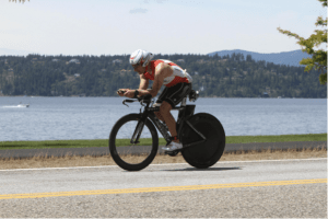 Mark Cardinale on bike - Team Endurance Nation
