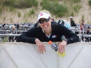 Kelly Davis - Team Endurance Nation