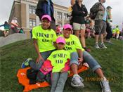 The Jordan Family at Ironman® Lake Placid
