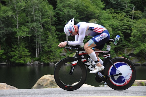 John Withrow Lake Placid bike