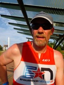 Jay Lakamp - Ironman® Wisconsin - Team Endurance Nation