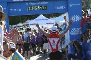 Terry Olivas - Ironman® Wisconsin - Team Endurance Nation
